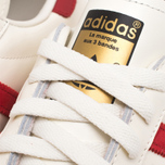Мужские кроссовки adidas Originals Superstar 80s Deluxe Vintage White/Scarlet фото- 8