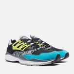Мужские кроссовки adidas Originals Torsion Allegra Black/Lime/Ice фото- 1