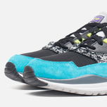 Мужские кроссовки adidas Originals Torsion Allegra Black/Lime/Ice фото- 5