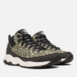 Мужские кроссовки adidas Originals Torsion Trail Black/White/Gold фото- 1