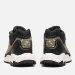 Мужские кроссовки adidas Originals Torsion Trail Black/White/Gold фото- 3