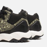 Мужские кроссовки adidas Originals Torsion Trail Black/White/Gold фото- 6