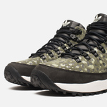 Мужские кроссовки adidas Originals Torsion Trail Black/White/Gold фото- 5