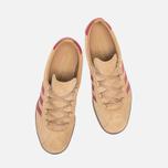 Мужские кроссовки adidas Originals Trimm Star Dark Sand/Bordeaux фото- 3