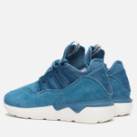 Мужские кроссовки adidas Originals Tubular Moc Runner Blue фото- 2
