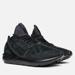 Мужские кроссовки adidas Originals Tubular Runner Black фото- 1