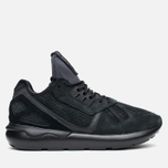 Мужские кроссовки adidas Originals Tubular Runner Black фото- 0