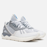 Мужские кроссовки adidas Originals Tubular Runner White фото- 1