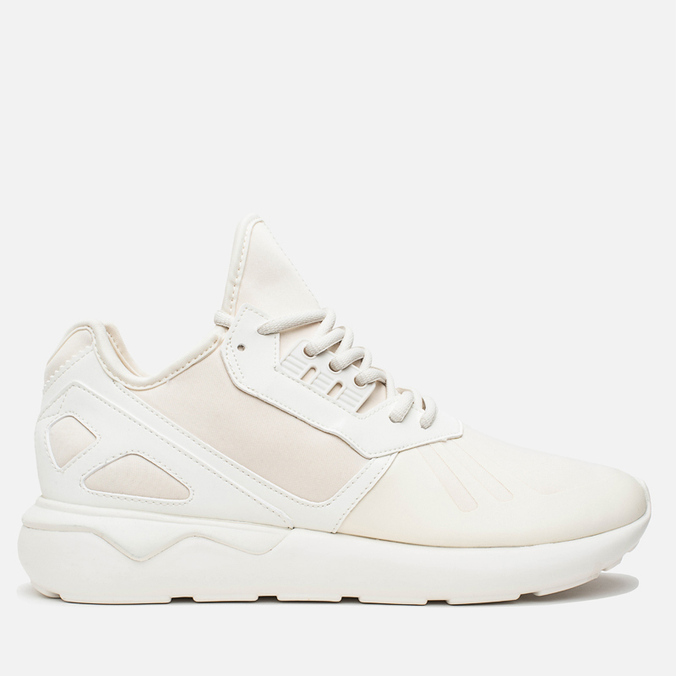 Мужские кроссовки adidas Originals x SNS Tubular Runner White