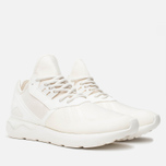 Мужские кроссовки adidas Originals x SNS Tubular Runner White фото- 1
