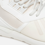 Мужские кроссовки adidas Originals x SNS Tubular Runner White фото- 5