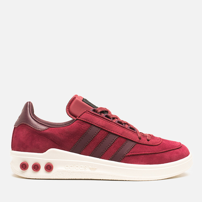 adidas Originals x Barbour Columbia Sneakers Collegiate Burgundy/Maroon