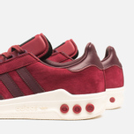 adidas Originals x Barbour Columbia Sneakers Collegiate Burgundy/Maroon photo- 6