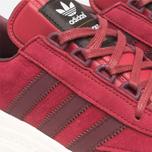 Мужские кроссовки adidas Originals x Barbour Columbia Collegiate Burgundy/Maroon фото- 7