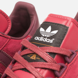 adidas Originals x Barbour Columbia Sneakers Collegiate Burgundy/Maroon photo- 8
