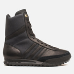 Мужские кроссовки adidas Originals x Barbour GSG 9 Black фото- 0