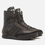 Мужские кроссовки adidas Originals x Barbour GSG 9 Black фото- 1