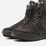 Мужские кроссовки adidas Originals x Barbour GSG 9 Black фото- 5