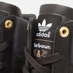 Мужские кроссовки adidas Originals x Barbour GSG 9 Black фото- 8