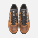 Мужские кроссовки adidas Originals x Barbour TS Runner Spice Orange/Black фото- 4