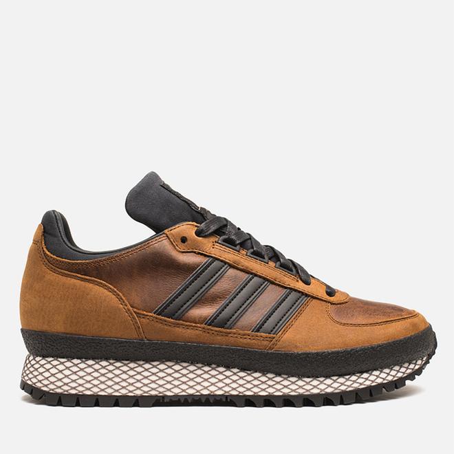 Мужские кроссовки adidas Originals x Barbour TS Runner Spice Orange/Black