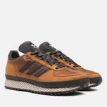 Мужские кроссовки adidas Originals x Barbour TS Runner Spice Orange/Black фото- 1