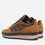 Мужские кроссовки adidas Originals x Barbour TS Runner Spice Orange/Black фото- 2