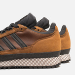 Мужские кроссовки adidas Originals x Barbour TS Runner Spice Orange/Black фото- 6