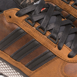 Мужские кроссовки adidas Originals x Barbour TS Runner Spice Orange/Black фото- 7