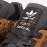 Мужские кроссовки adidas Originals x Barbour TS Runner Spice Orange/Black фото- 8