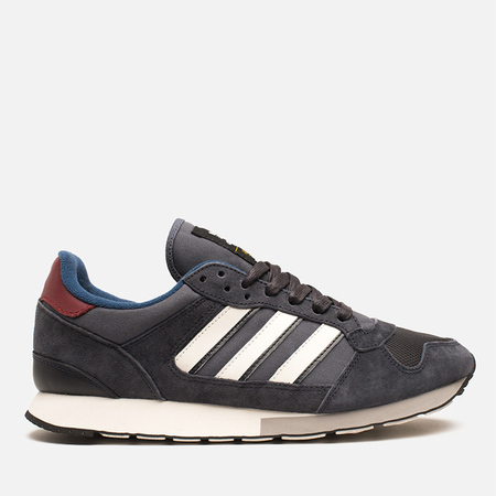 Мужские кроссовки adidas Originals x Barbour ZX555 Night Grey/White Vapour