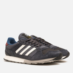 Мужские кроссовки adidas Originals x Barbour ZX555 Night Grey/White Vapour фото- 1