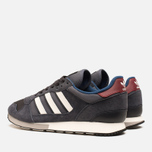 Мужские кроссовки adidas Originals x Barbour ZX555 Night Grey/White Vapour фото- 2