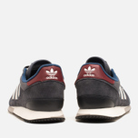 Мужские кроссовки adidas Originals x Barbour ZX555 Night Grey/White Vapour фото- 3