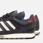 Мужские кроссовки adidas Originals x Barbour ZX555 Night Grey/White Vapour фото- 6