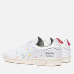 Мужские кроссовки adidas Originals & Heartbreakers Stan Smith Running White фото- 2