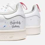 Мужские кроссовки adidas Originals & Heartbreakers Stan Smith Running White фото- 6