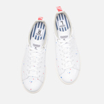 Мужские кроссовки adidas Originals & Heartbreakers Stan Smith Running White фото- 4