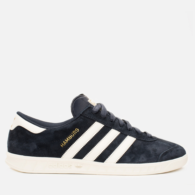 Кроссовки adidas Originals x Office Hamburg Navy/White