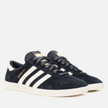 Кроссовки adidas Originals x Office Hamburg Navy/White фото- 1
