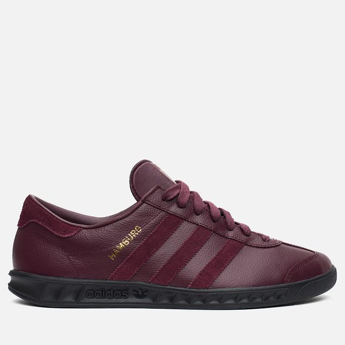 adidas Originals x size? Hamburg Sneakers Maroon