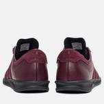 Мужские кроссовки adidas Originals x size? Hamburg Maroon фото- 3