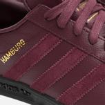 Мужские кроссовки adidas Originals x size? Hamburg Maroon фото- 5