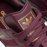 Мужские кроссовки adidas Originals x size? Hamburg Maroon фото- 6