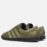 Кроссовки adidas Originals x size? Hamburg Olive/Black фото- 2