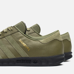 Кроссовки adidas Originals x size? Hamburg Olive/Black фото- 7