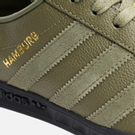 Кроссовки adidas Originals x size? Hamburg Olive/Black фото- 5