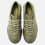 Кроссовки adidas Originals x size? Hamburg Olive/Black фото- 4