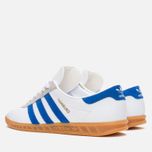 Кроссовки adidas Originals x size? Hamburg White/Blue/Gum фото- 2