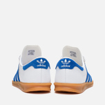 Кроссовки adidas Originals x size? Hamburg White/Blue/Gum фото- 3